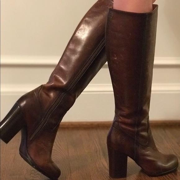 Frye Parker Tall Riding Boots | Poshmark